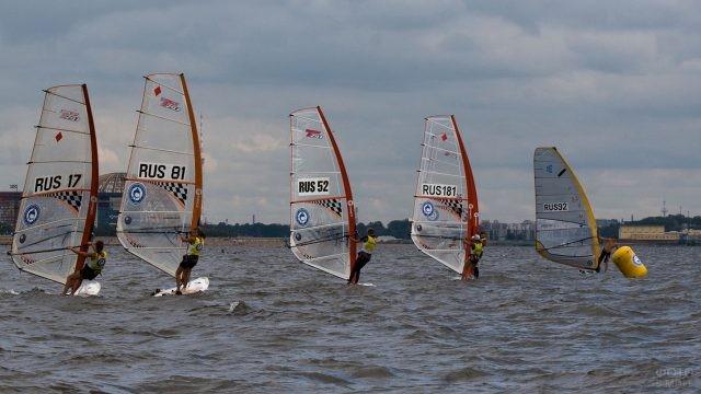 Соревнования на Кубок Балтийского моря