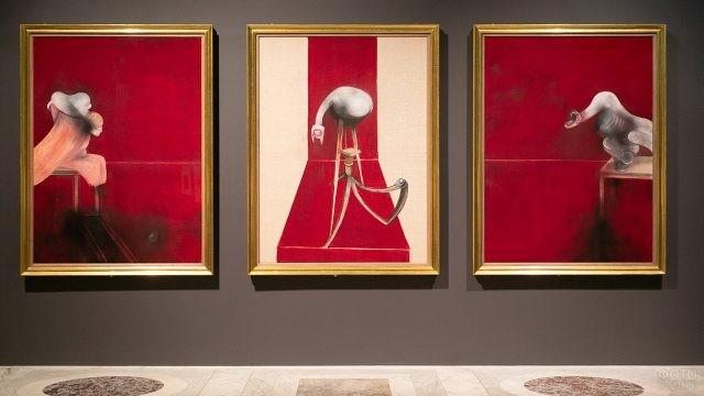 Выставка современного лондонского искусства