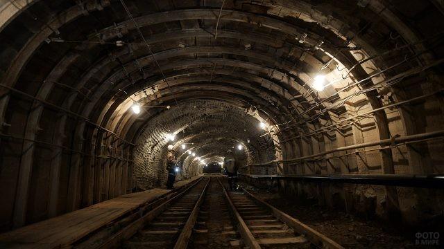 Самая глубокая шахта в России - Черёмуховская-Глубокая