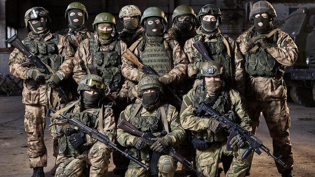 Спецподразделение ВДВ России