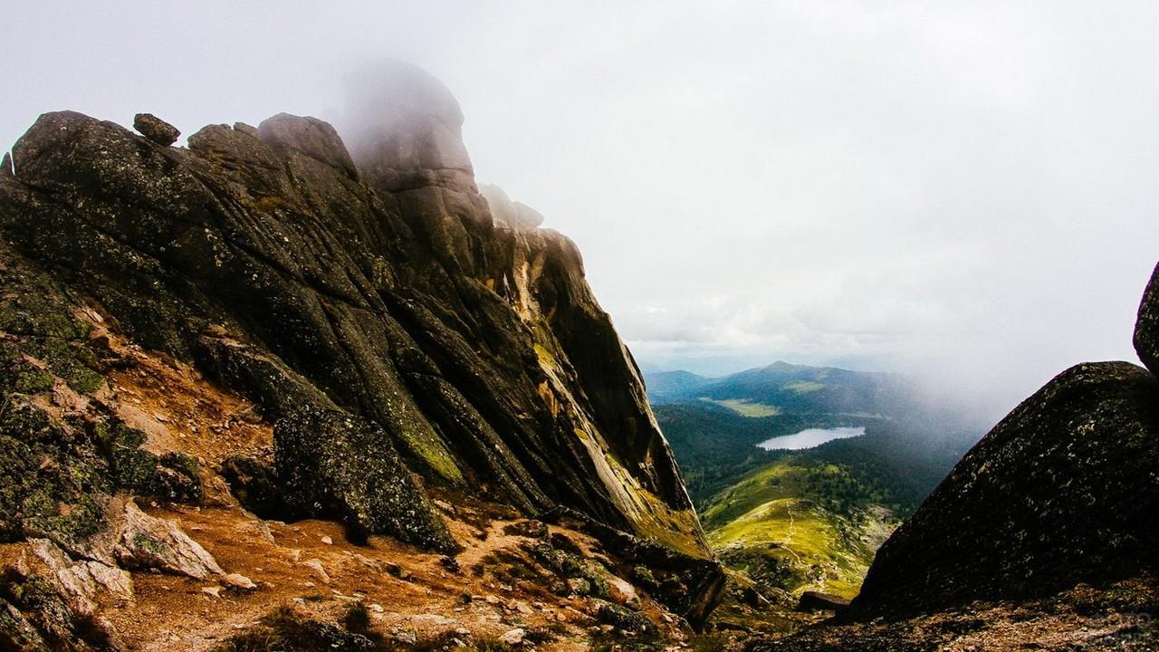 Перевал Птица в тумане