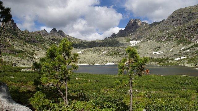 Природа национального парка Ергаки