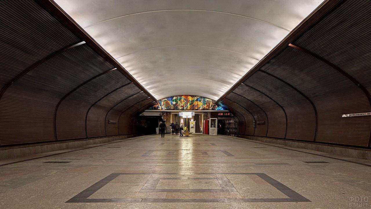 Черкизовская станция в Московском метро