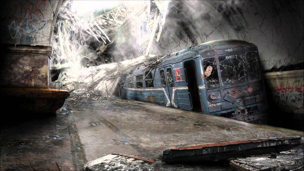 Заброшенное место в метро