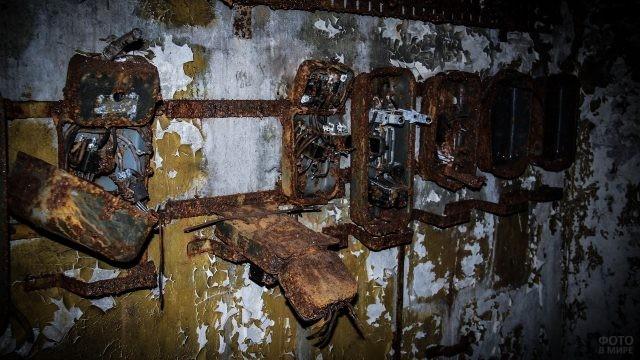 Старый бункер в Екатеринбурге