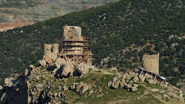 Крепость Чембало в Балаклаве