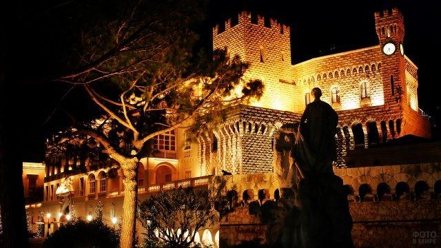 Дворец князя Монако