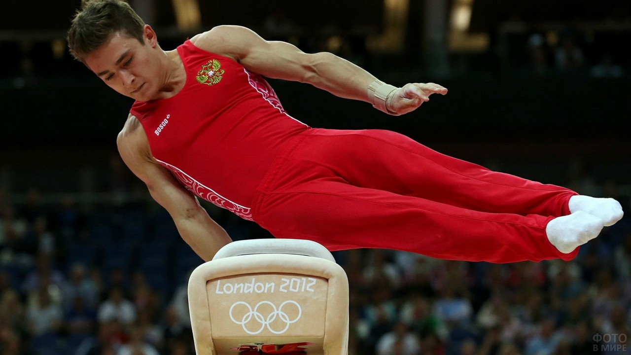 Давид Беляевский на Олимпиаде