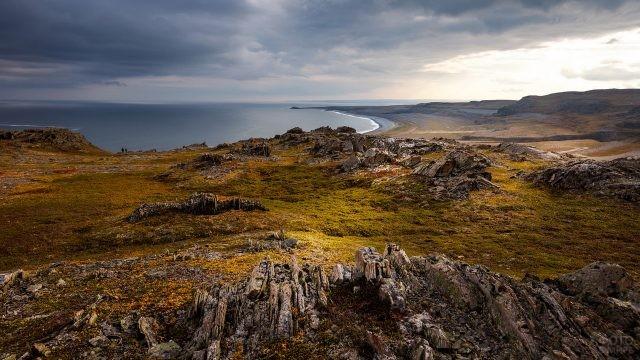 Природа полуострова Кольский