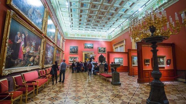 Коллекция живописи Эрмитажа