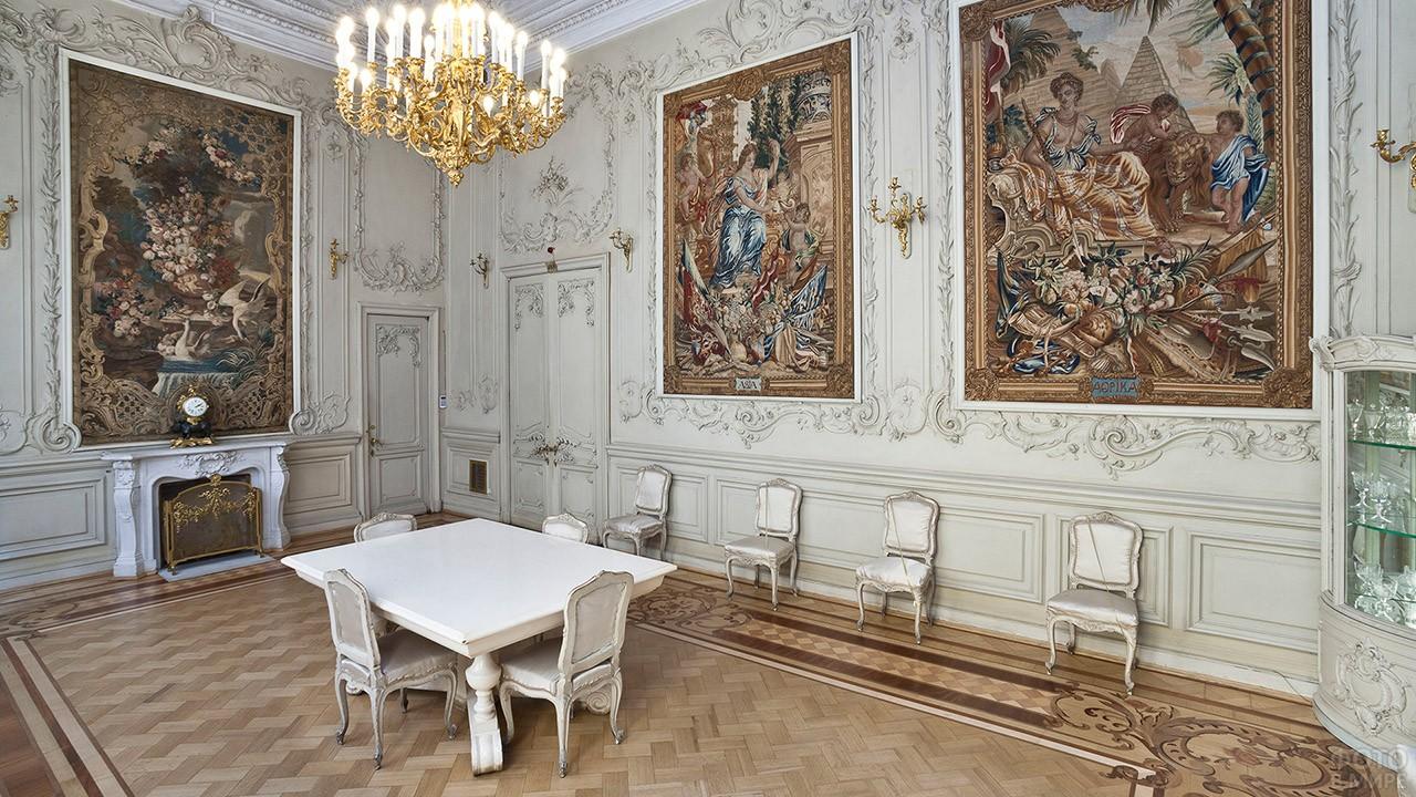 Малая столовая Николая II