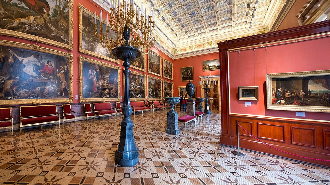 Зал искусства Фландрии