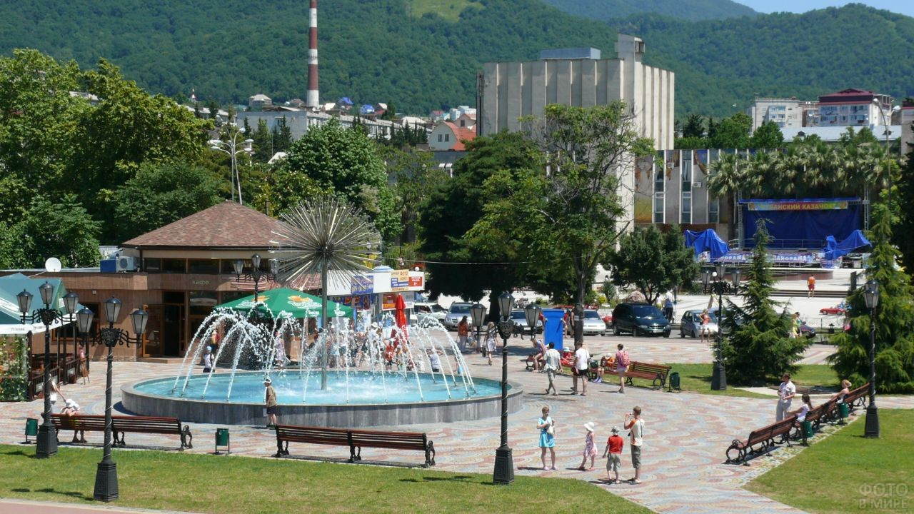 Лазаревское достопримечательности и фото туристов