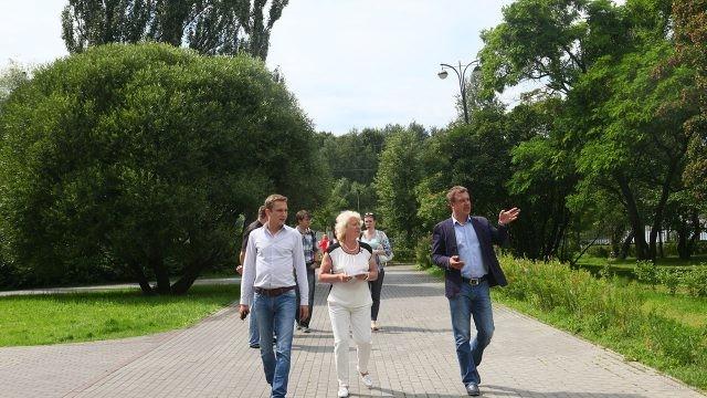 Экологическая экскурсия в рамках проекта Активный гражданин