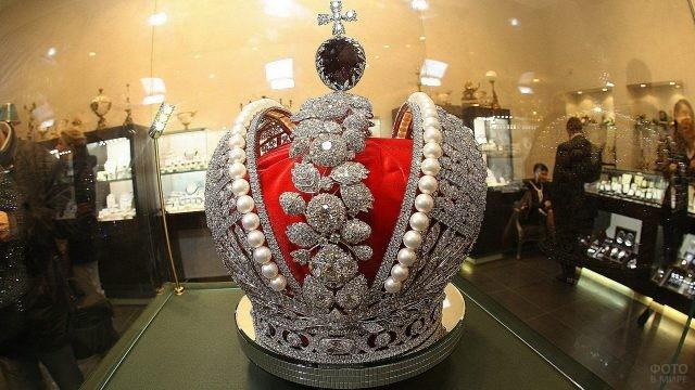 Большая корона Российской Империи