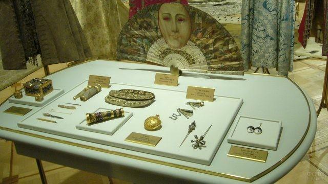 Дамские штучки прошлых времён