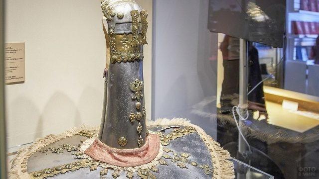 Экспонат в музее Кремля
