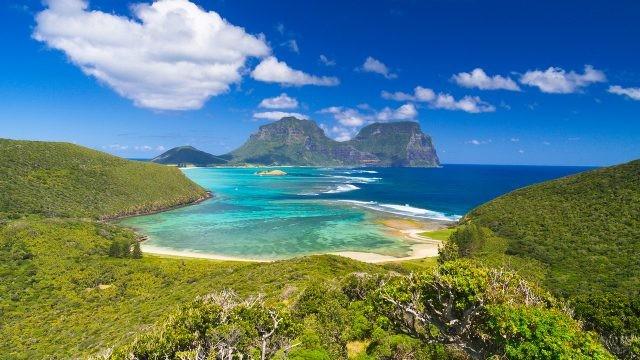 Остров Лорд-Хау в Австралии