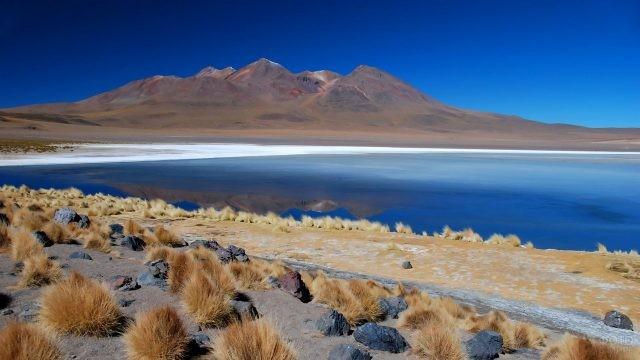 Пустыня Атакама Южной Америки
