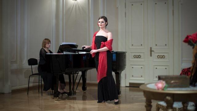 Камерный концерт Екатерины Фениной