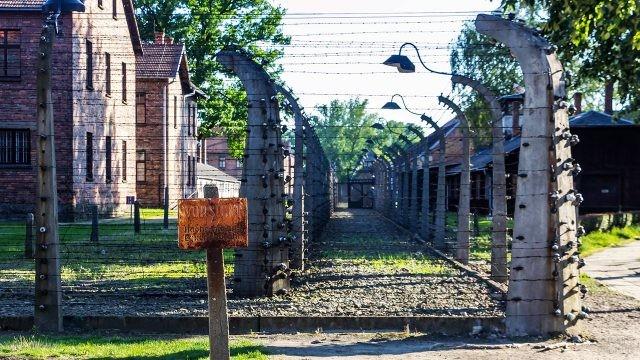 Периметр фабрики смерти в наши дни - объект ЮНЕСКО