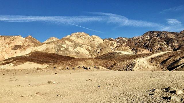 Жаркий полдень в пустыне