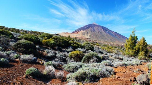 Экзотический трекинг к вулкану Эль-Тейде