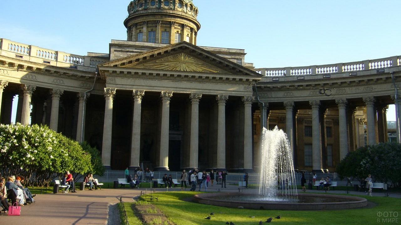 третье качественные фото казанского собора вентилируемого