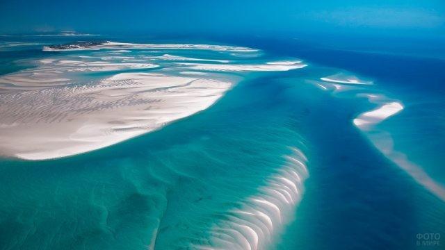 Мозамбийский архипелаг в Индийском океане
