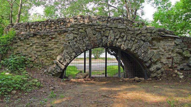 Малый Гротескный мостик