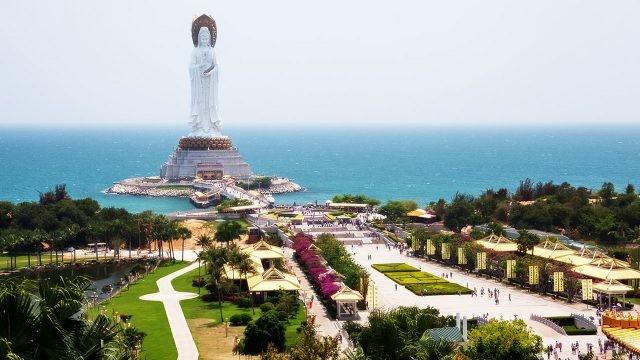 Туристическая зона Наньшань