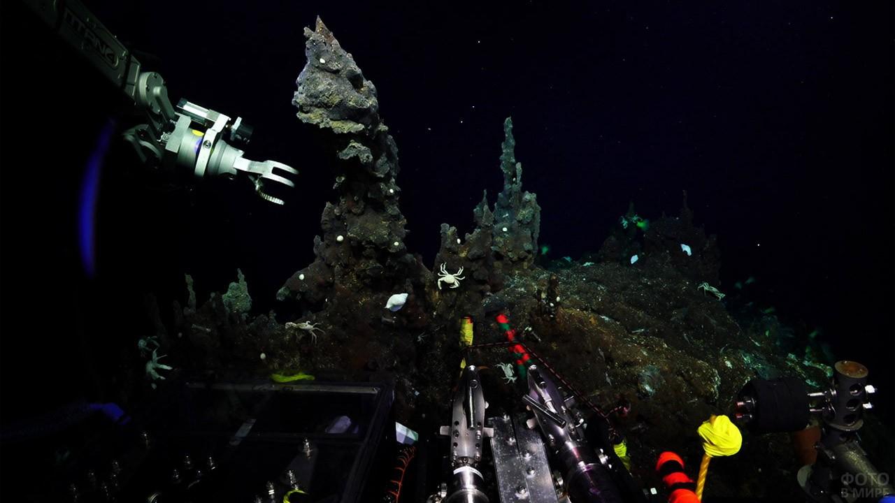 Исследование подводного мира
