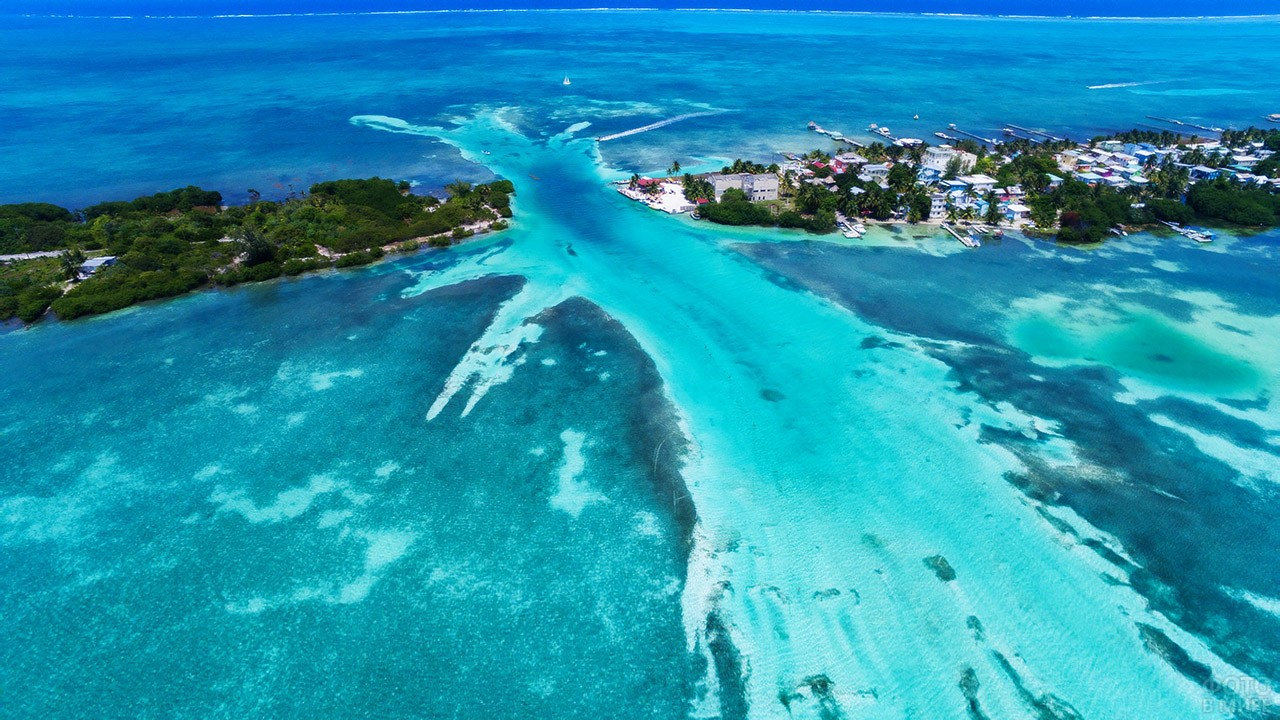 Курорт на острове Кей Колкер