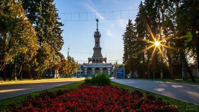 Парк Московского Северного речного вокзала
