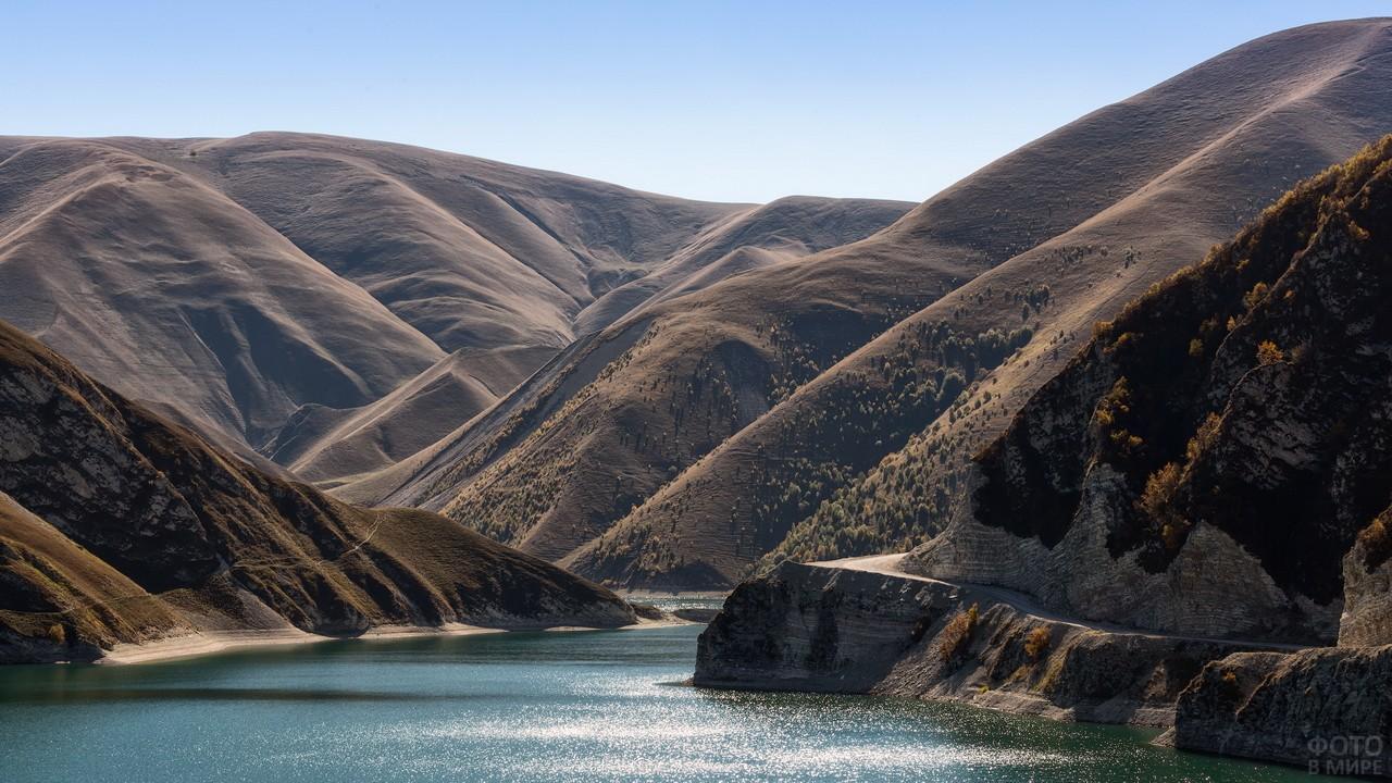 Кавказская природа в горах