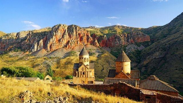 Монастырь Нораванк в Армении