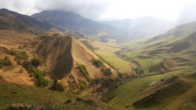 Шикарная природа на Кавказе