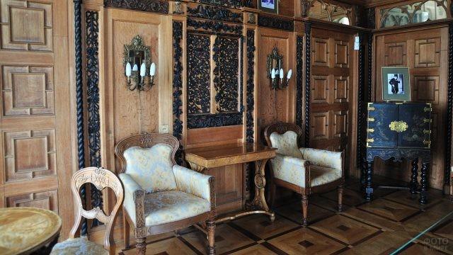 Китайский кабинет во дворце