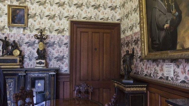Комната в Воронцовском дворце