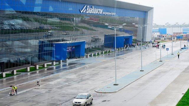 Аэропорт Кневичи во Владивостоке