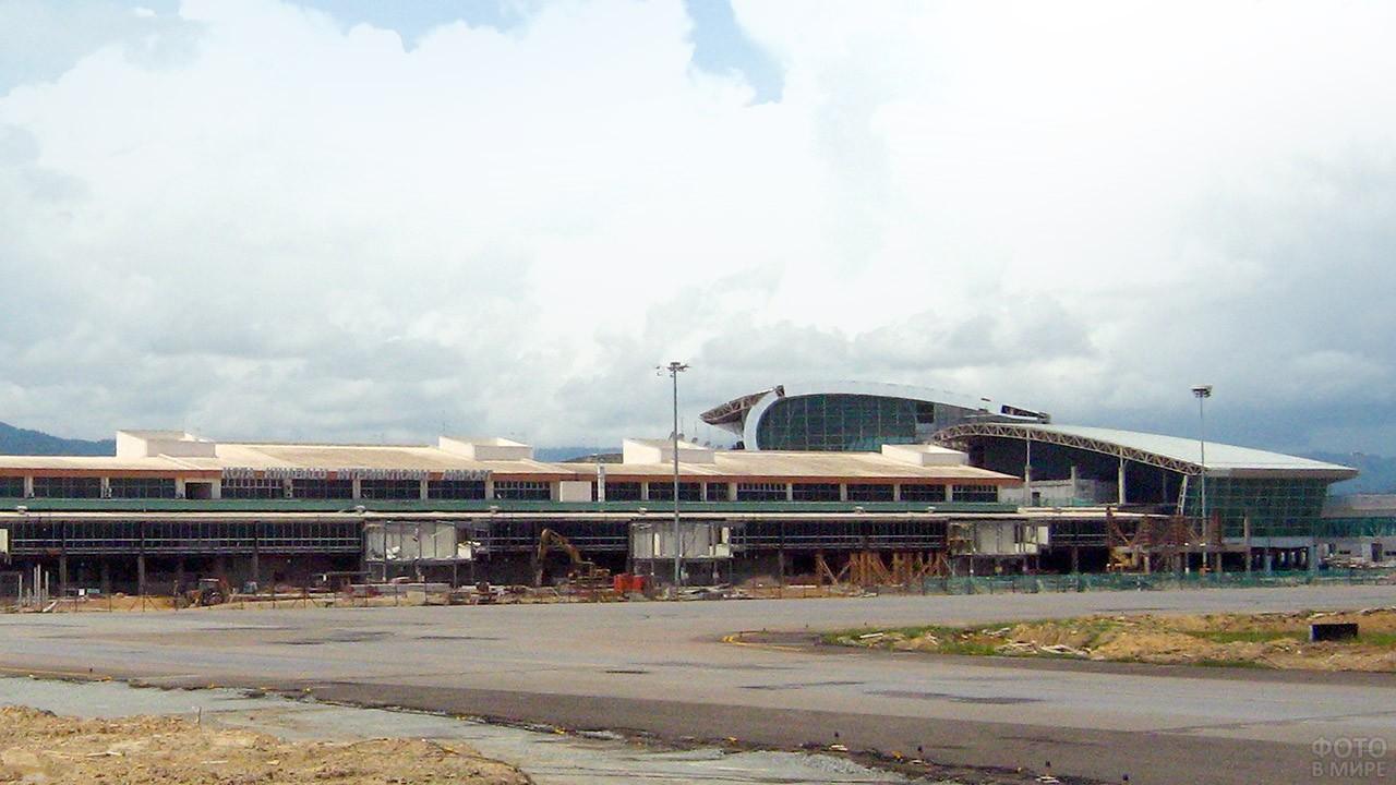 Модернизированный аэропорт Кота Кинабалу в Куала-Лумпуре