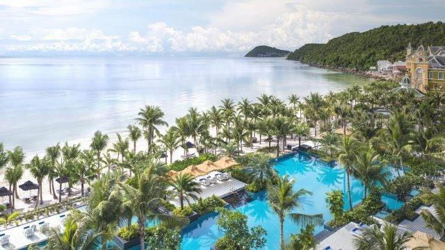 Курортный отель Марриотт на острове Фукуок