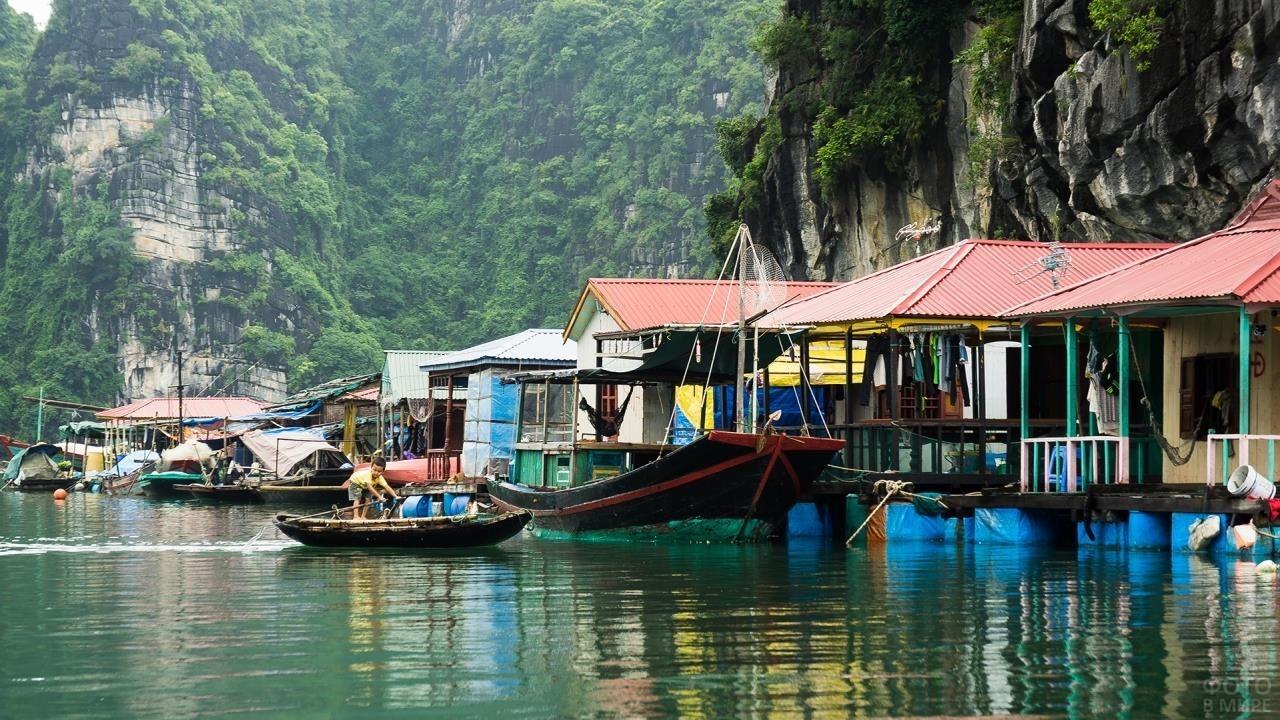 Рыбацкая деревня Куа Ван