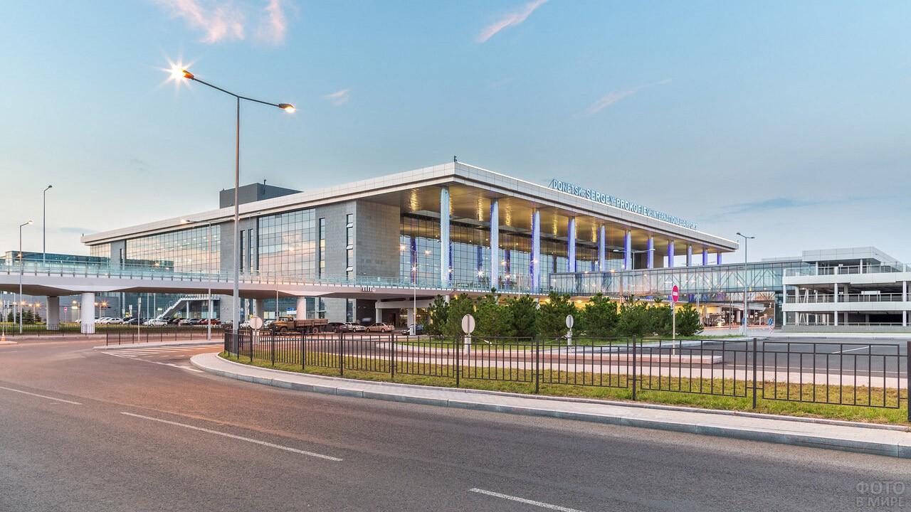 Донецкий аэропорт картинка