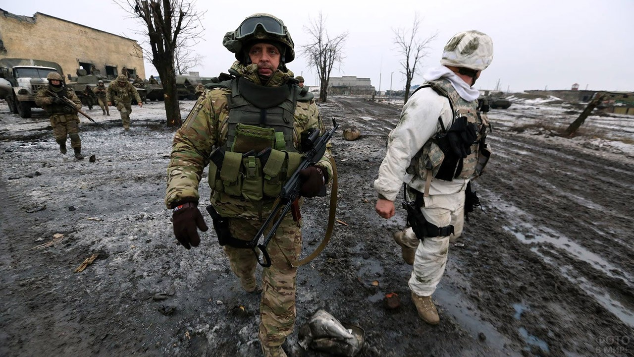 Участники битвы за Донецкий аэропорт