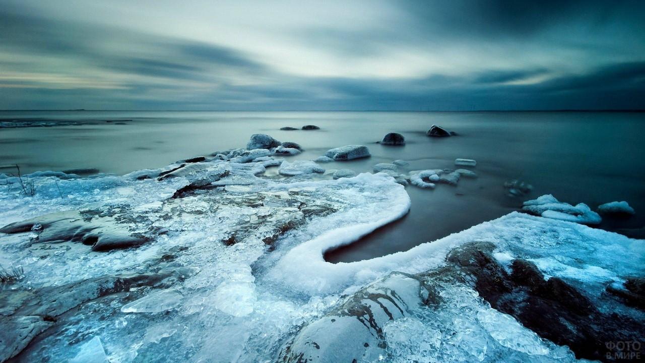 Берег Северного Ледовитого океана