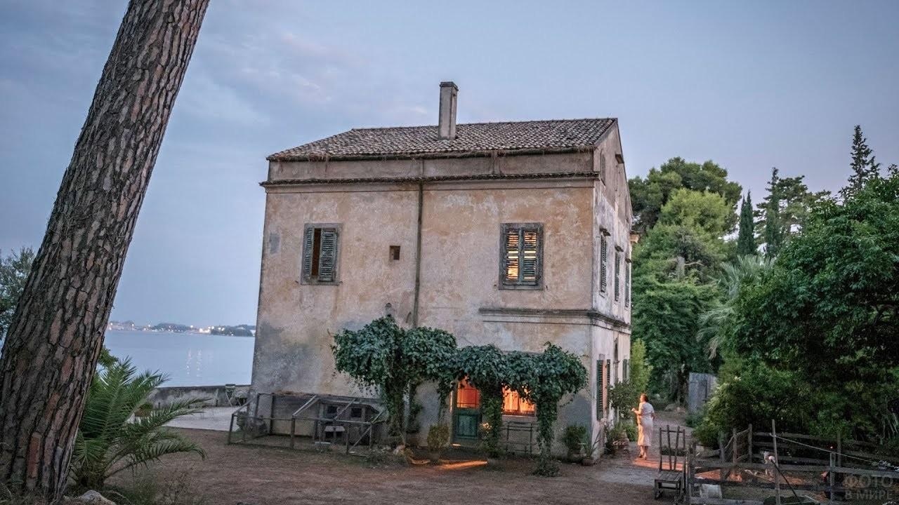 Дом Дарелла на Корфу