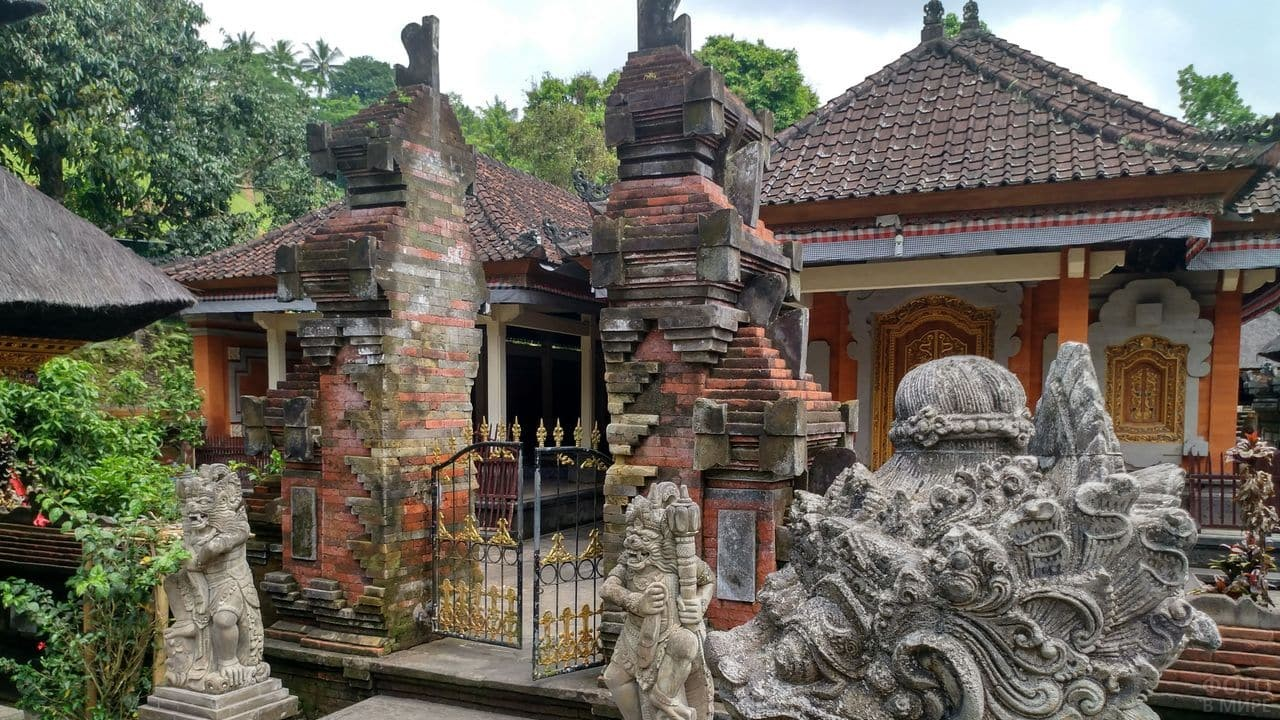 Домашний храм на острове