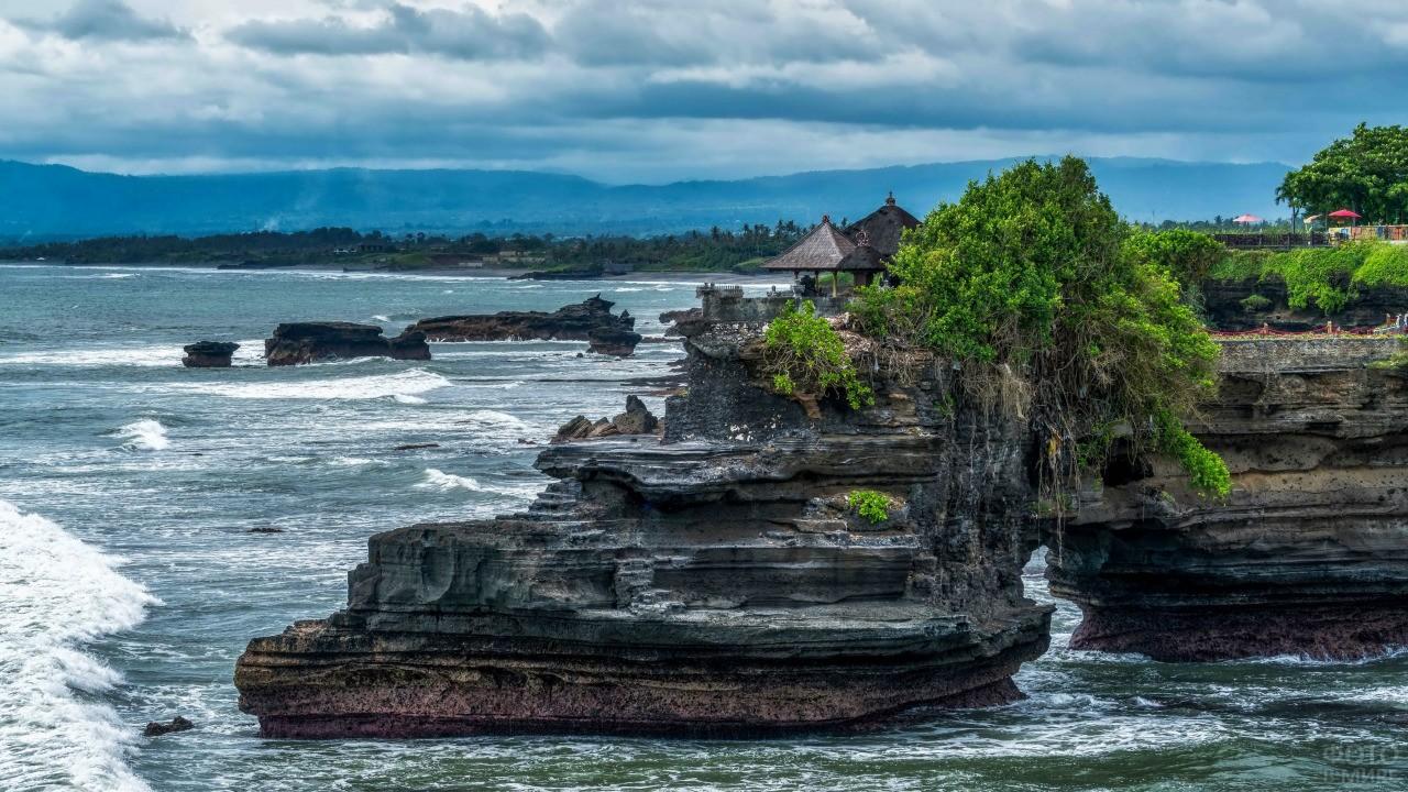 Природа острова Бали