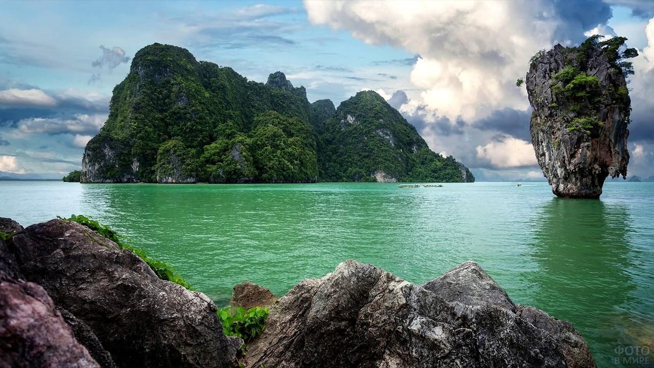 Многочисленные острова Таиланда